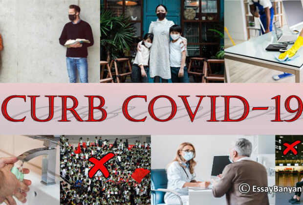 How to Curb Covid-19