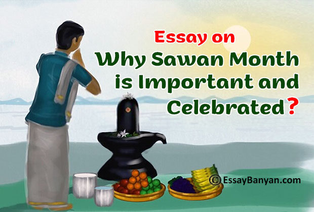 Essay on Why Sawan Month is Important and Celebrated