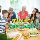 Speech Joint Family